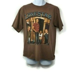 Lone Star Concert T Shirt